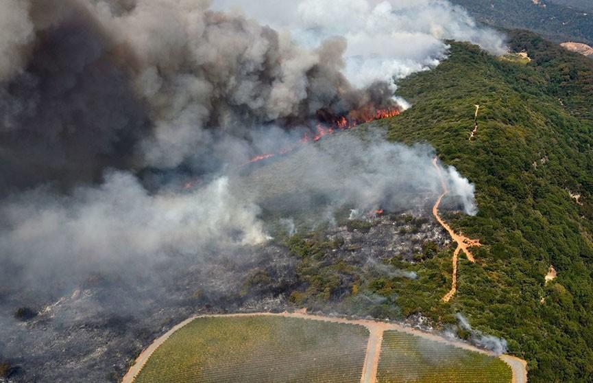 Эхо пожаров в Калифорнии: более десятка человек пропали без вести