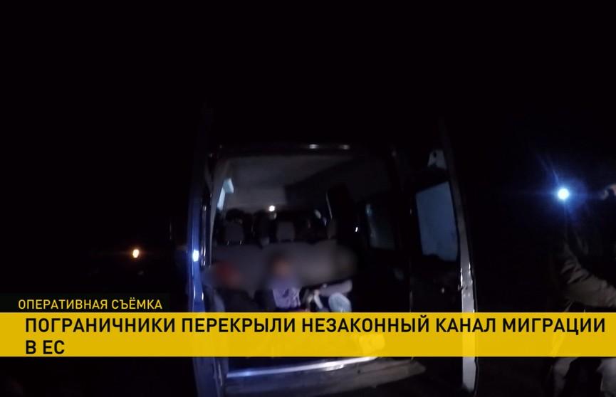 Нелегалов из Индии и Шри-Ланки задержали белорусские пограничники