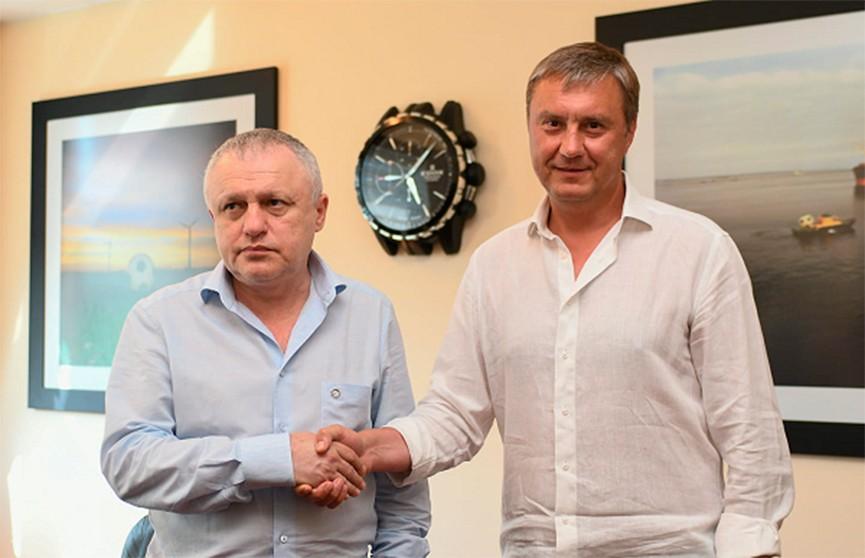 Александр Хацкевич остаётся главным тренером киевского «Динамо»