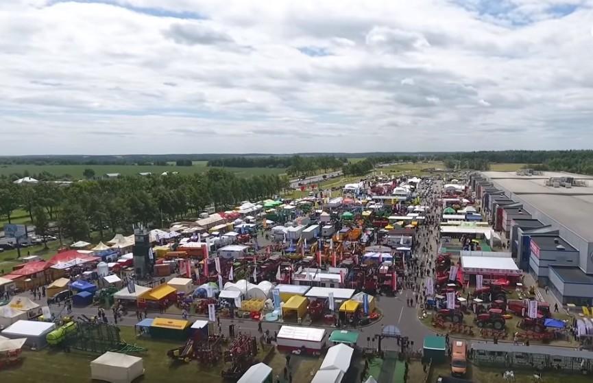 Международная выставка «Белагро-2019» открывается в Щомыслице