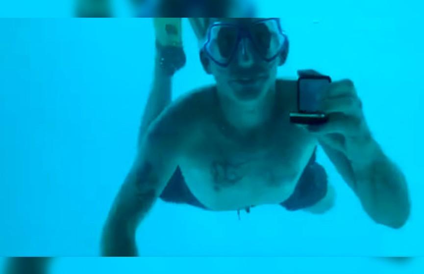 Романтическое предложение руки и сердца под водой закончилось смертью