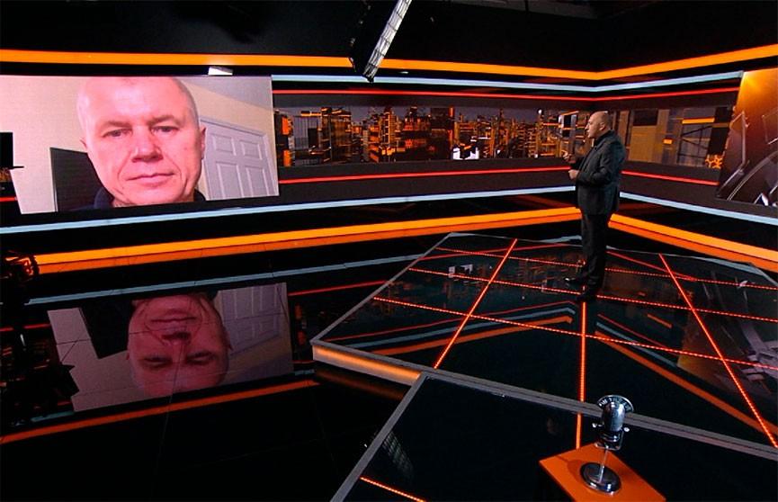Космонавт Олег Новицкий: Государственный флаг – он один, и он не меняется!