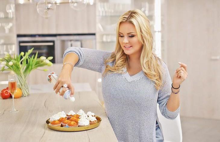 Анна Семенович рассказала, чем порадует любимого на 23 февраля, и поделилась рецептом