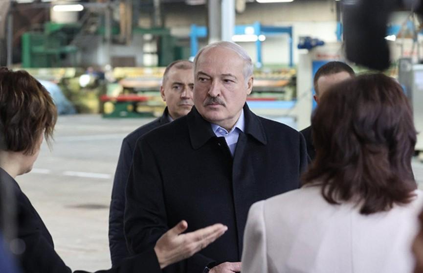 Лукашенко: я никогда личных интересов не предъявлял. У меня нет «золотого дна», нет ничего
