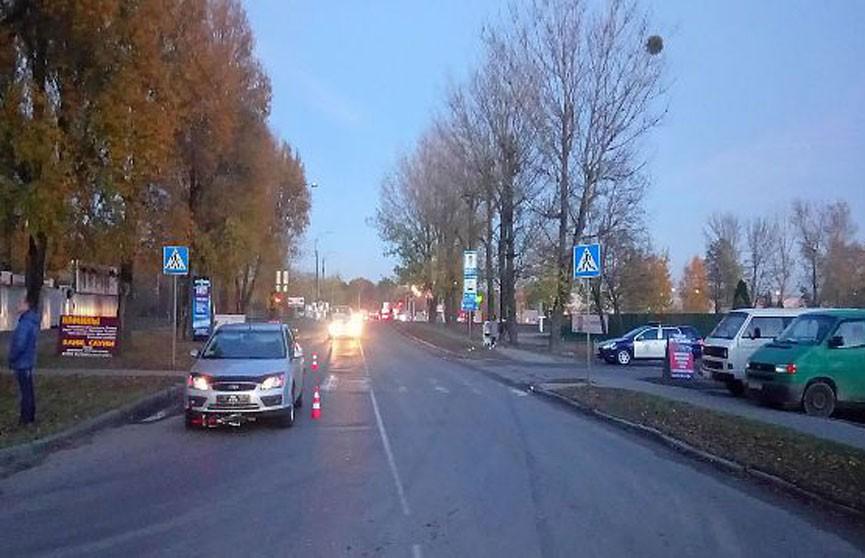 Водитель «Форда» сбил девятилетнего школьника на переходе в Бресте