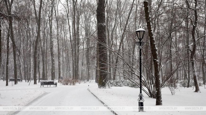 Снег и до -12°С ожидается в Беларуси 6-8 марта: подробный прогноз погоды на выходные
