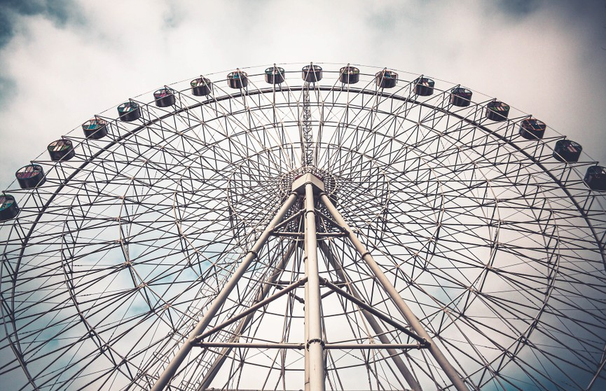 Сезон аттракционов в парках Минска закроется 26 сентября