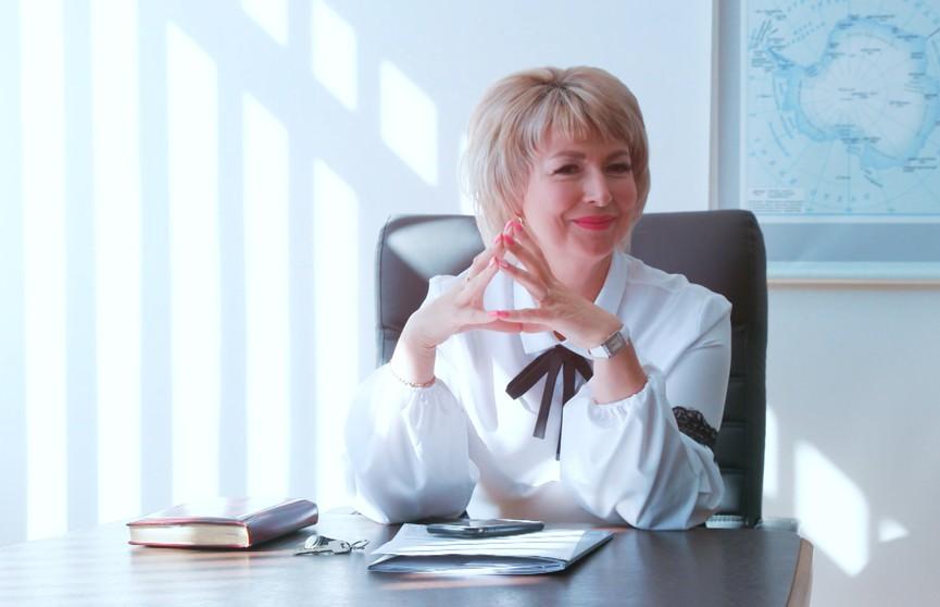 Главный бухгалтер БелАЗа Наталья Яскевич – новая героиня проекта «Белорусская SUPER-женщина»