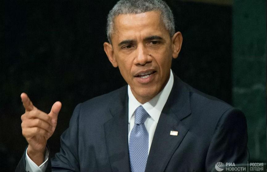 Обама опубликовал номер своего телефона