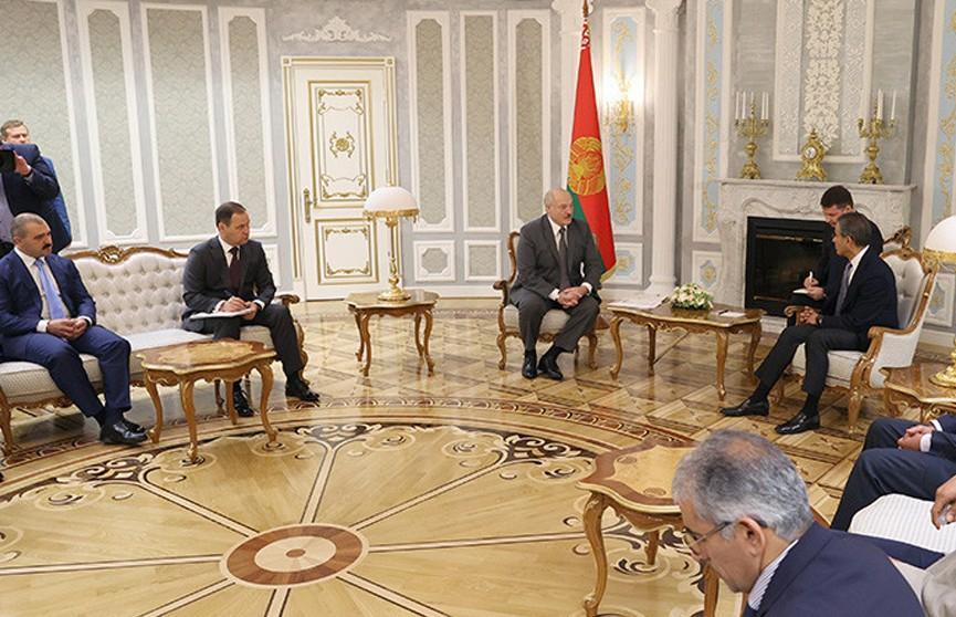Лукашенко – руководителю Emaar Properties: ваша работа в Беларуси, инвестиции нам очень кстати