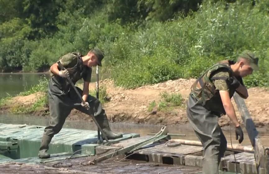 Военные медики и инженеры готовятся к Армейским международным играм «Арми-2021»