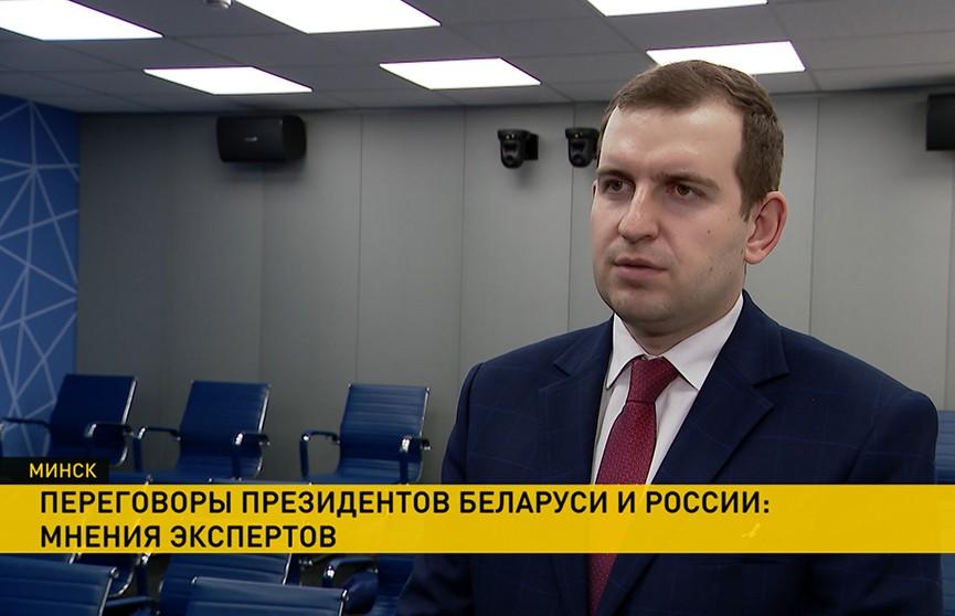 Эксперты прокомментировали переговоры Лукашенко и Путина в Сочи