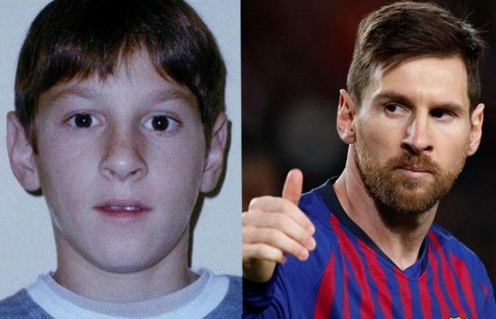 Месси – 32 года! Как менялся легендарный футболист (ФОТО)