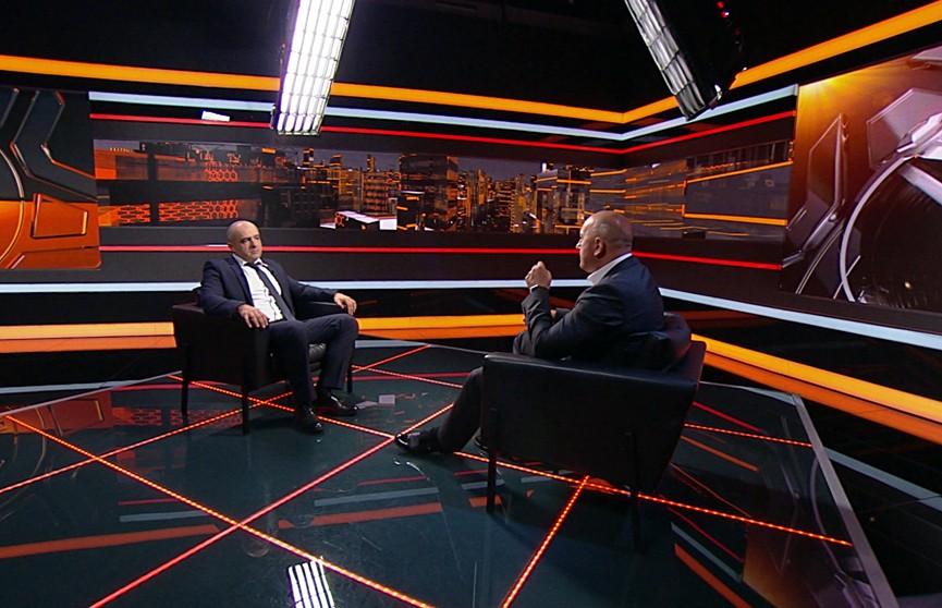 Олег Гайдукевич объяснил, как именно санкции сделают Беларусь сильнее