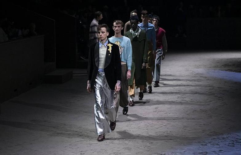 Gucci отменил модный показ в США из-за коронавируса