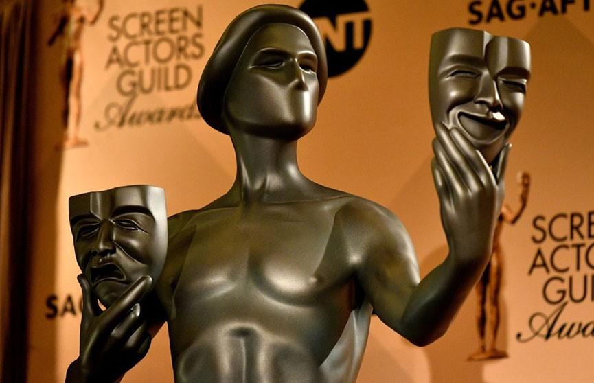 Номинантов на премию SAG Awards объявили в США