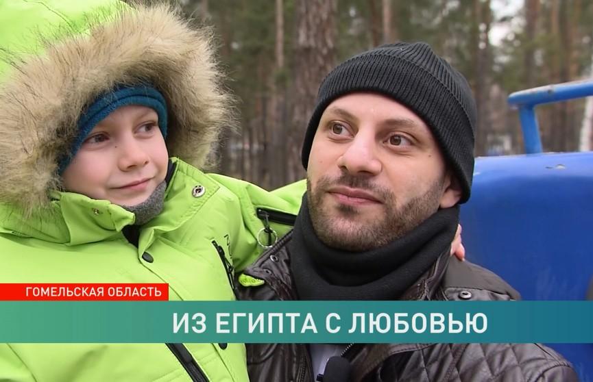 «Я счастлив и мне повезло». Египтянин, с которым пообщался Лукашенко в Светлогорске, рассказал свою историю