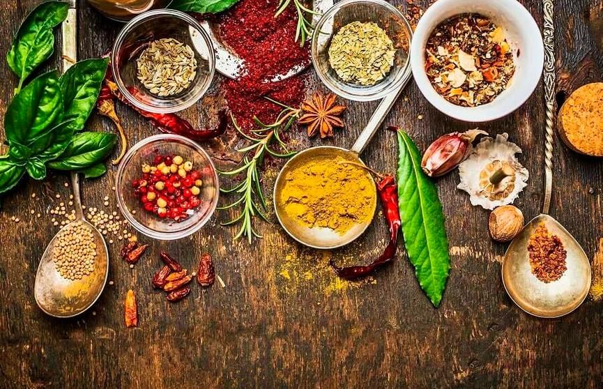 5 самых полезных специй, чтобы  добавлять в блюда