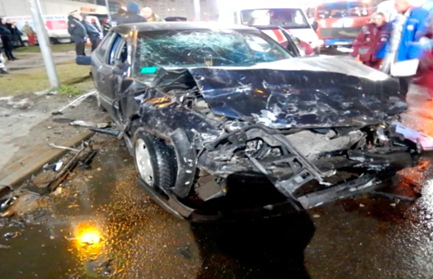 Два человека стали жертвами ДТП в Могилеве