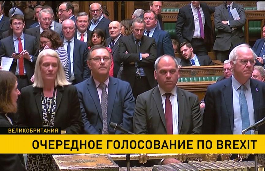 Европа затаила дыхание: в британском парламенте состоится очередное голосование по Brexit