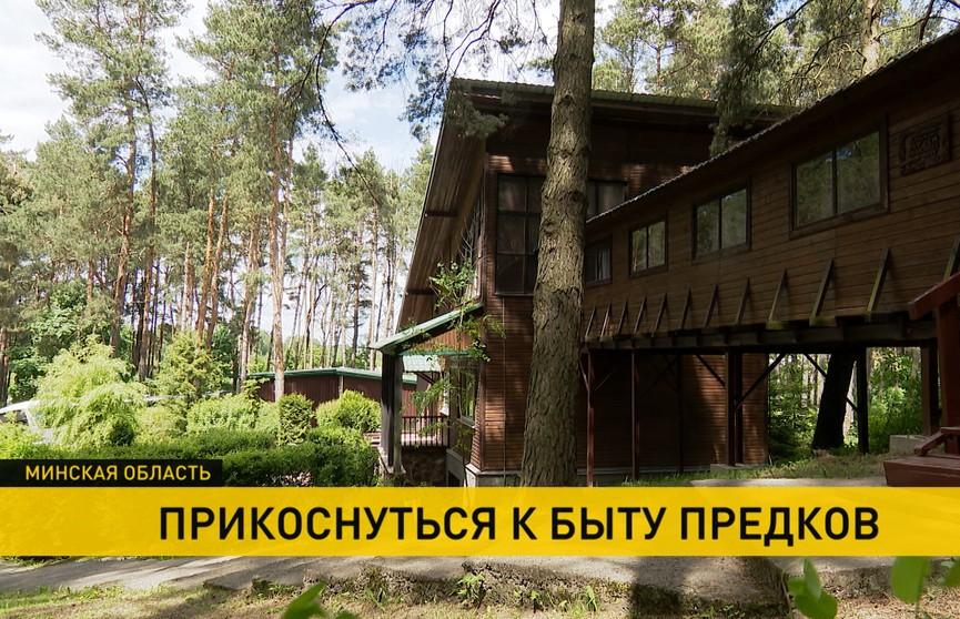 Отдых по-белорусски: что предлагает туристам музей-заповедник «Заславль»?