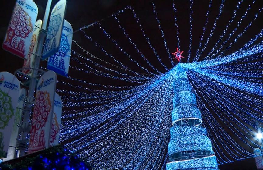 Переход на светодиодные технологии начался в Минске