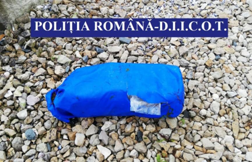 На черноморское побережье Румынии вынесло пакеты с 131 килограммом кокаина