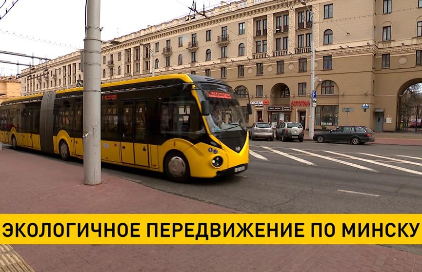 Беларусь наращивает использование электротранспорта