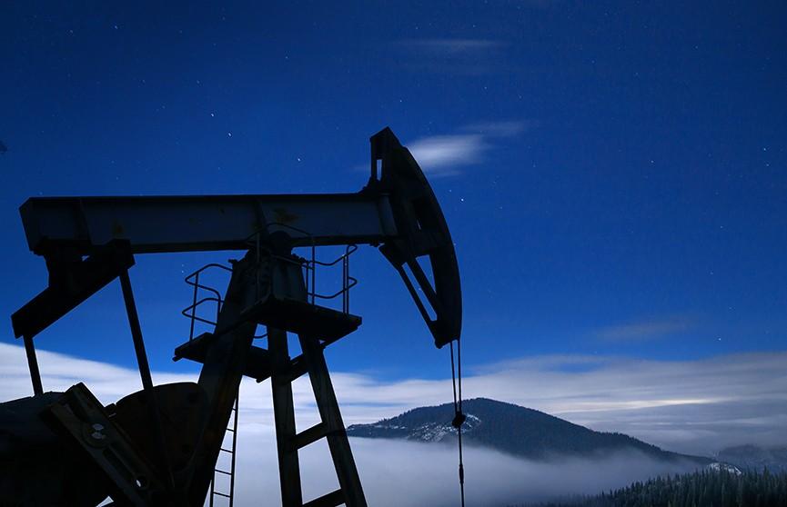 Цена на нефть марки Brent опустилась ниже $66