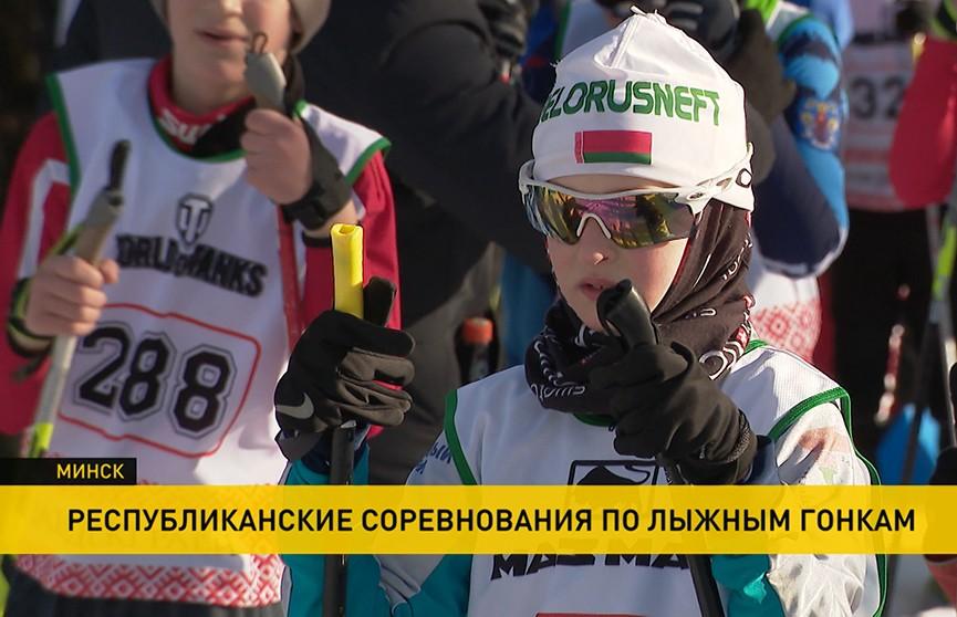 Первенство по лыжным гонкам «Чижовская лыжня» прошло в Минске