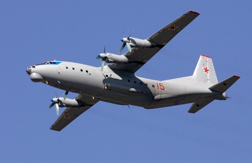 В Судане разбился самолет Ан-12, погибли 18 человек