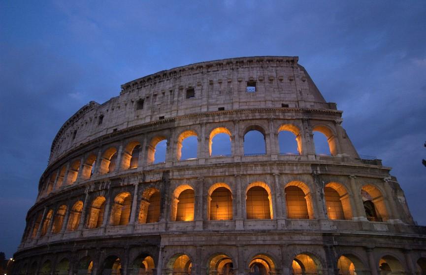 Колизей ожидает хай-тек реставрация за 18,5 млн евро