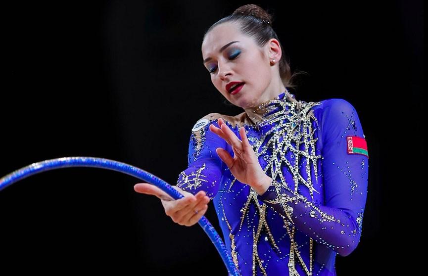 На чемпионате мира по художественной гимнастике будут разыграны медали в многоборье
