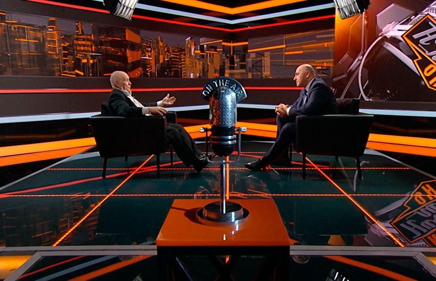 Ханок прокомментировал скандальное заявление о том, что Беларусь ему ничего не дала