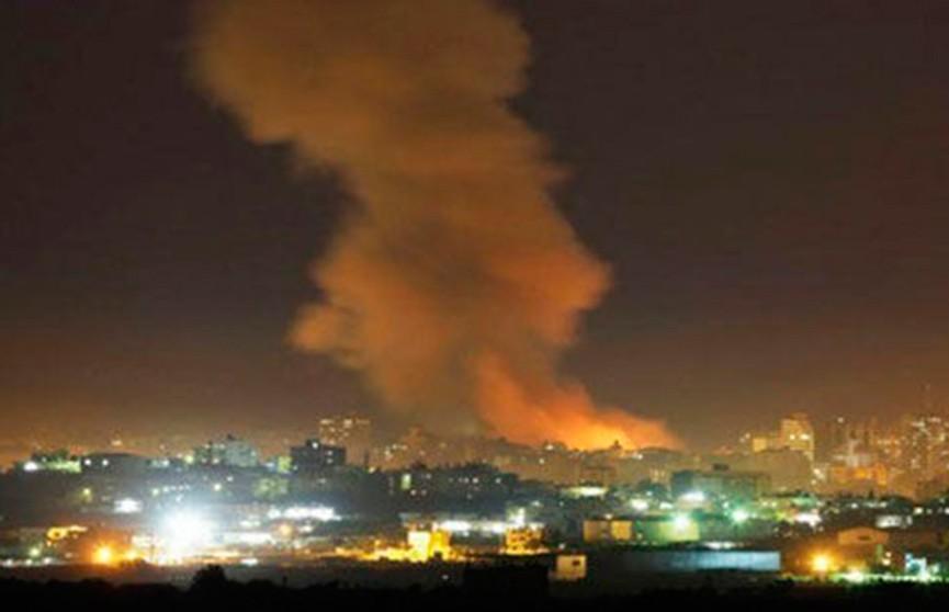Израиль нанёс ракетный удар по аэропорту Дамаска
