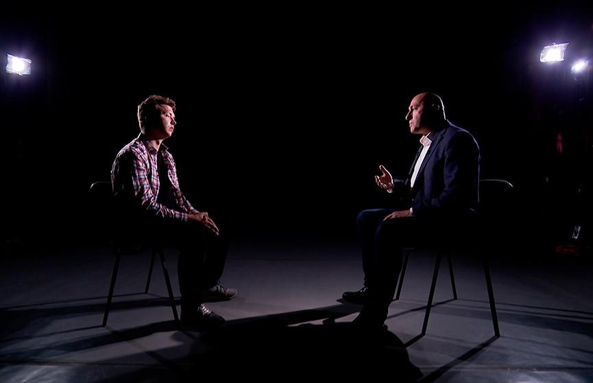 Интервью Протасевича в программе «Марков. Ничего личного» на YouTube посмотрели более 700 тысяч раз