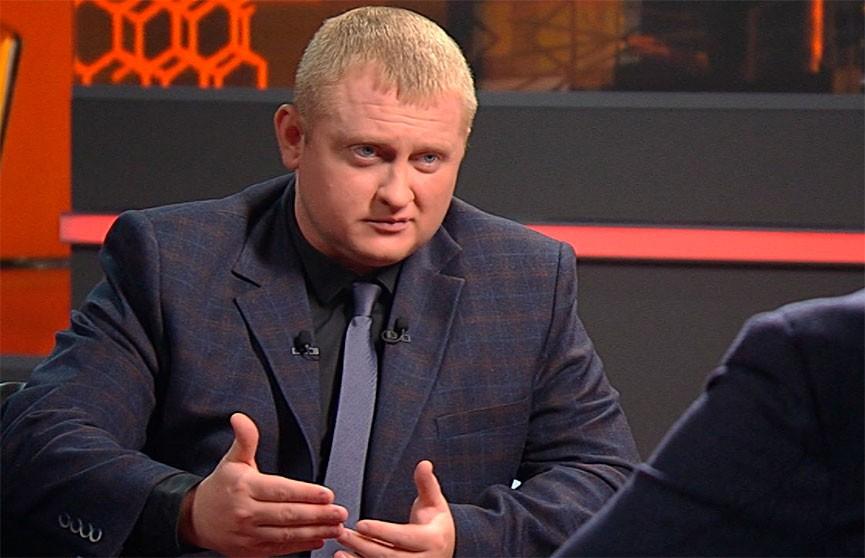 Александр Шпаковский о протестах: нет задачи участия в легальном политическом процессе, стоит задача свержения власти
