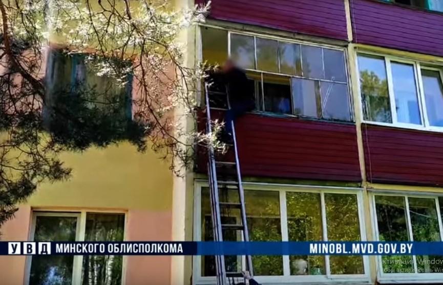 Мужчина провел в закрытой квартире без еды и воды 5 дней