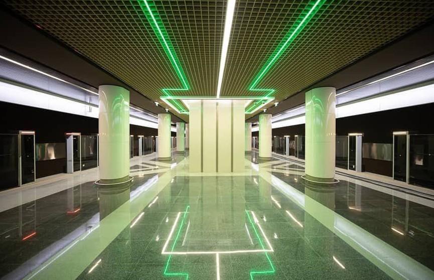 Новые станции метро в Минске откроют 6 ноября