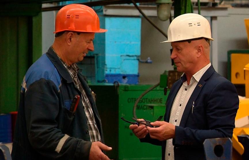 «Когда была жара, люди просили, чтобы директор столовой привез мороженое нескольких сортов» – инспектор по охране труда об условиях работы на БелАЗ