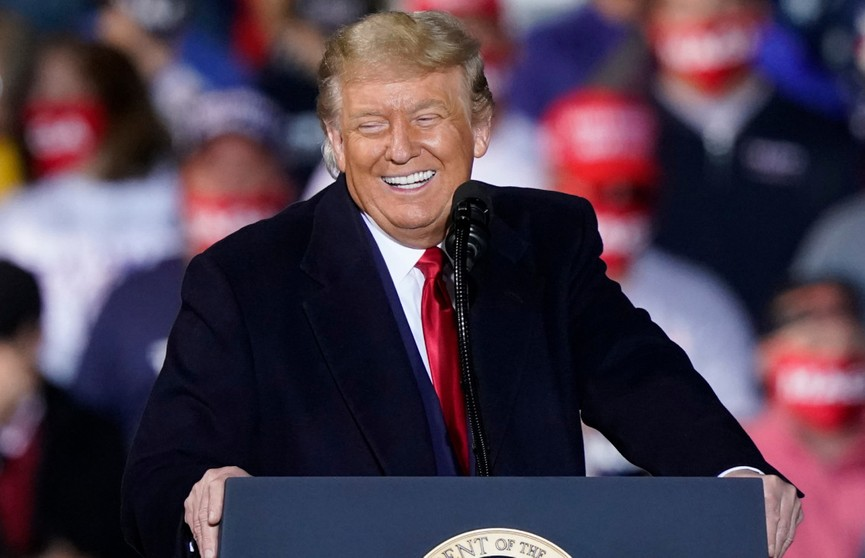 Трамп не станет гарантировать мирную передачу власти в США