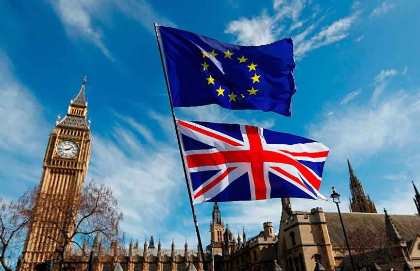 Британский парламент рассмотрит законопроект по выходу из ЕС