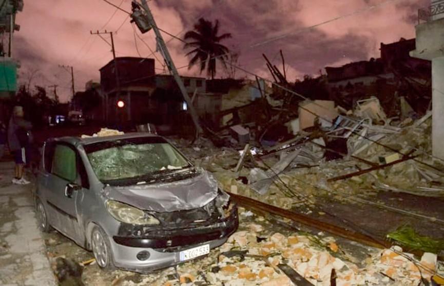 Разрушительный торнадо в Гаване: как минимум три человека погибли, более 170 человек ранены