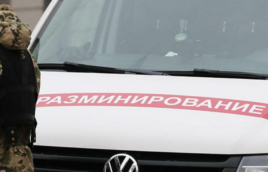 Неизвестный сообщил о минировании горисполкома в Гродно