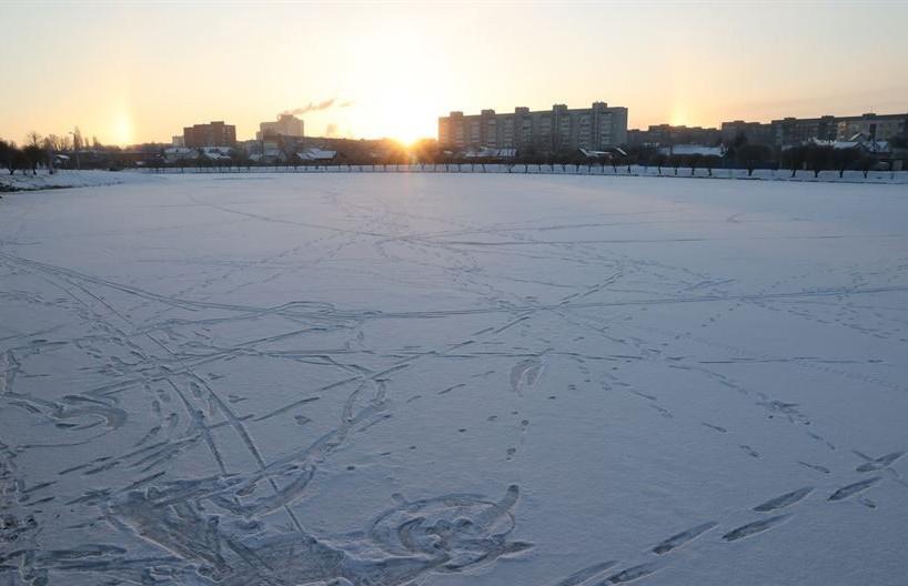 До -26,7°C: в выходные холоднее всего было в Докшицах