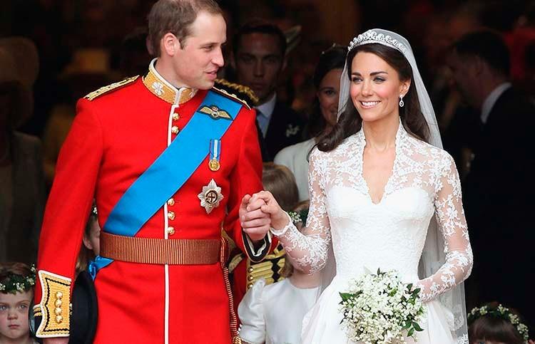 Кейт Миддлтон расплакалась из-за платья перед своей свадьбой