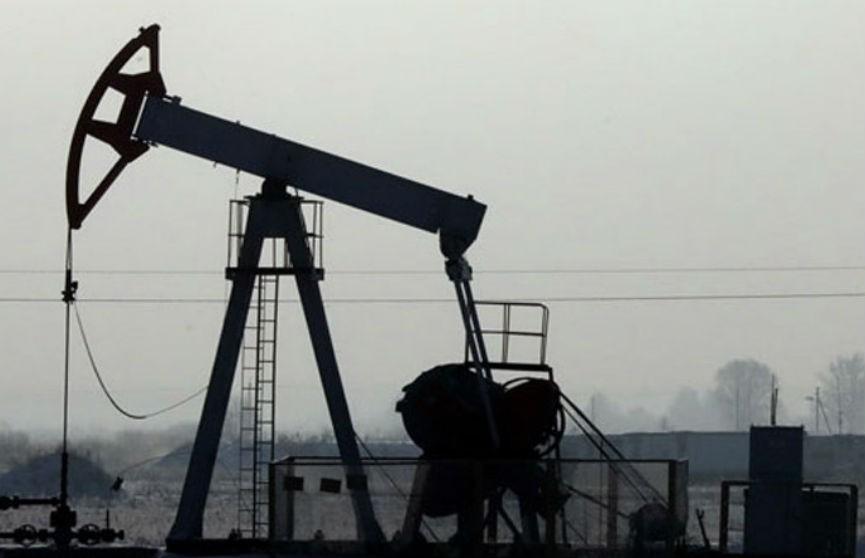 Цена нефти Brent превысила 45 долларов за баррель