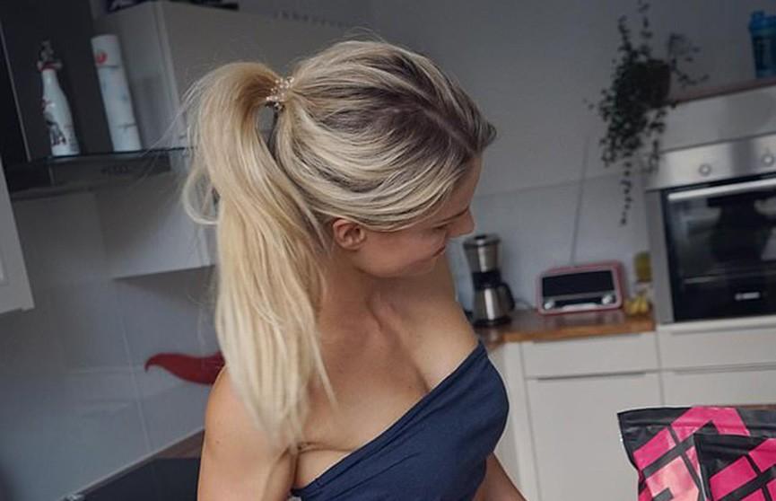 Самая красивая женщина-полицейский Германии получила от начальства ультиматум: или карьера в Instagram, или служба