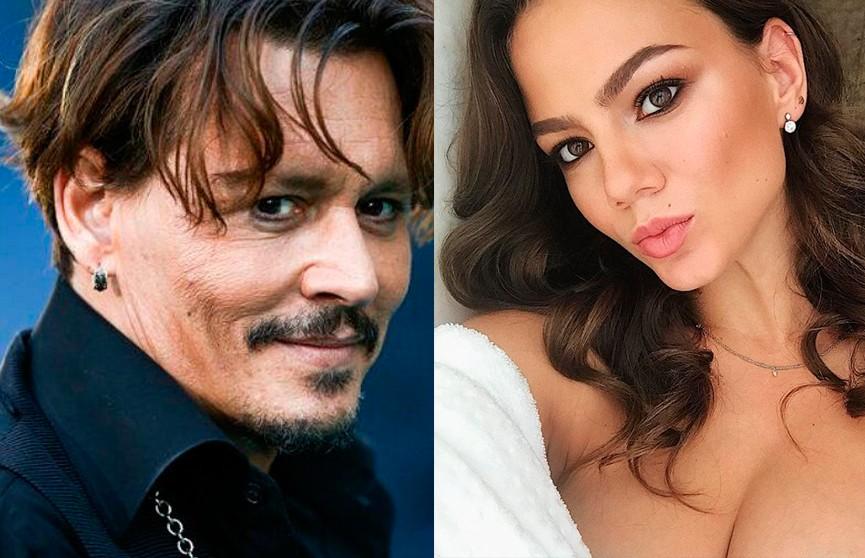 Джонни Депп собирается жениться на 20-летней танцовщице гоу-гоу из России – СМИ