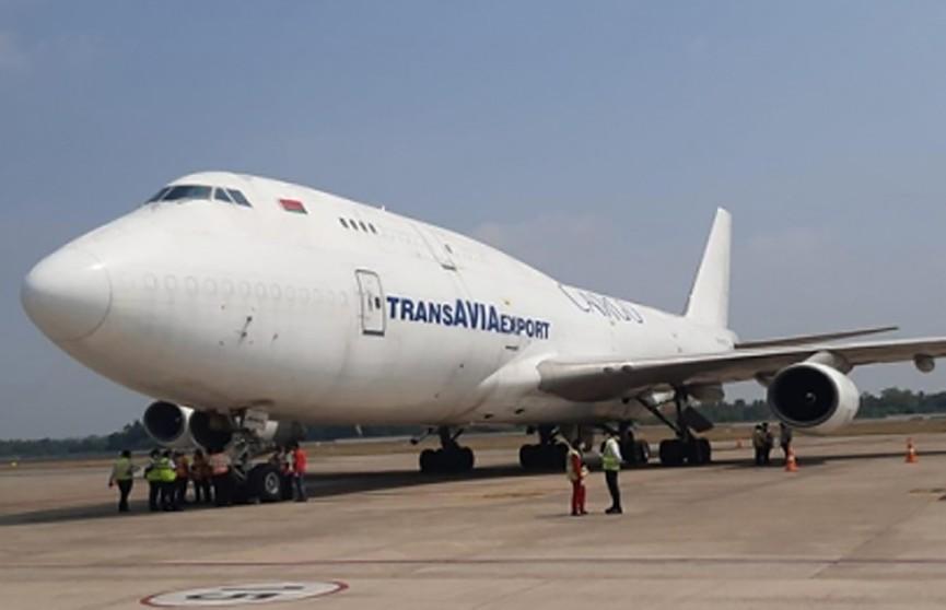 Белорусские авиакомпании помогают с доставкой гуманитарной помощи
